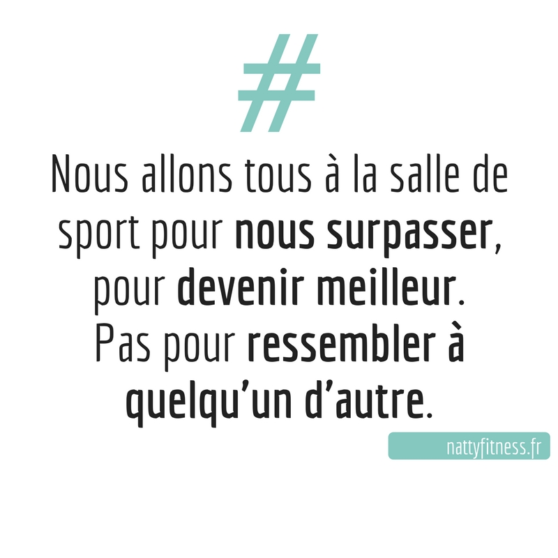 Citation de motivation sport