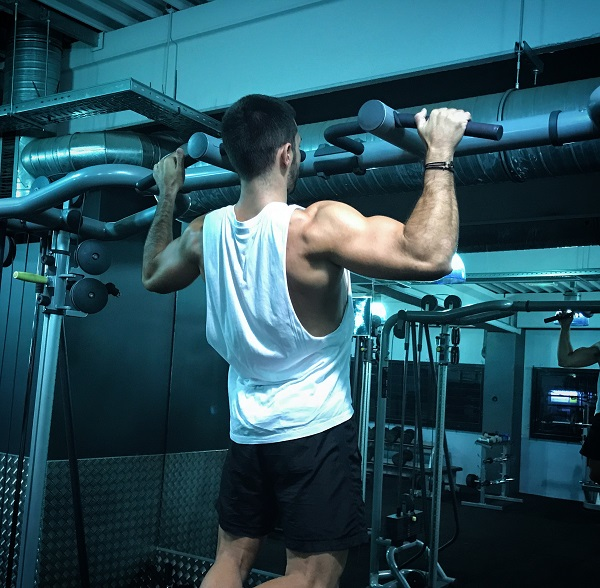 exercices musculation dos