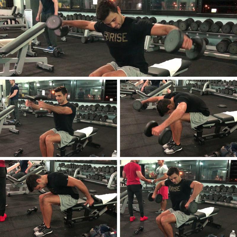Muscler Ses Epaules Les 3 Meilleurs Exercices Pour Les Epaules