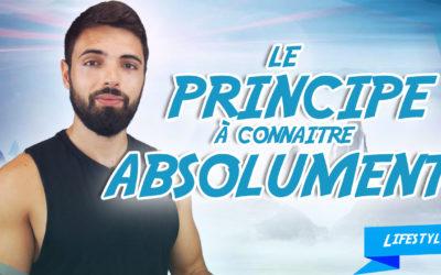 Ce Principe Puissant à appliquer pour Votre transformation Physique !