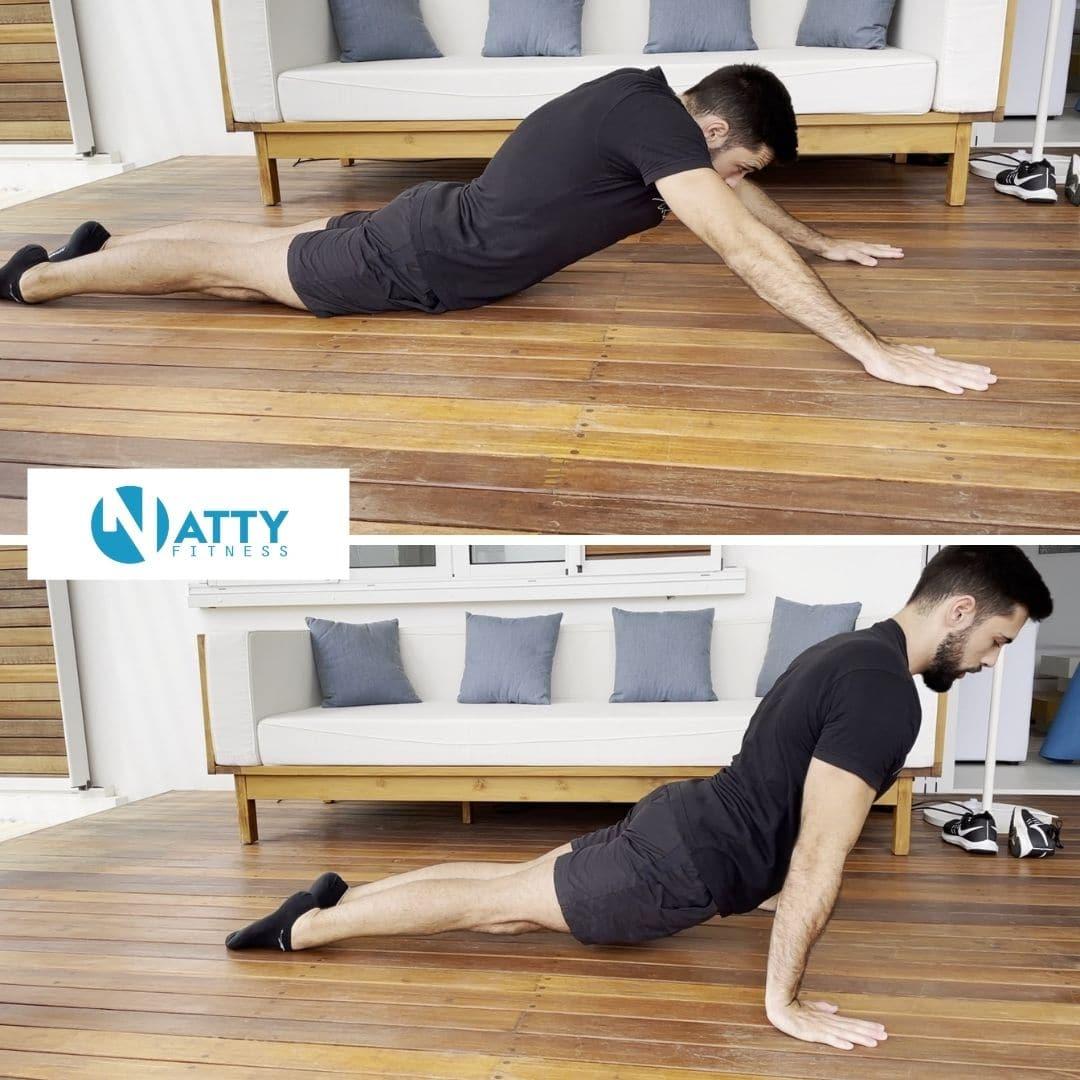 exercice dos maison musculation